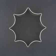 """SPIDER WEB 3"""" METAL COOKIE CUTTER SPIDERWEB NIGHT HALLOWEEN PARTY FAVORS THEME"""