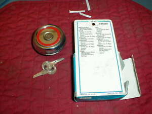 NOS STANT LOCKING GAS CAP MOPAR & GM 1964-70 VARIOUS