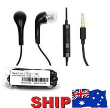 New Handsfree Earphone 3.5mm Headphones For Samsung S7 S6 edge J7 Prime A7 A5