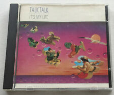 Talk Talk - It's My Life CD early UK no barcode black disc