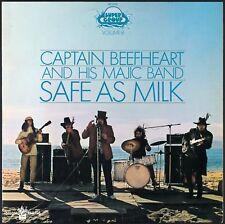 CAPTAIN BEEFHEART AND HIS MAGIC BAND - Safe As Milk - 1969 France LP
