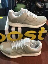 Adidas Crossknit DPR Golf Shoes. Size 10. White/Alumina/Grey. NEW In Box