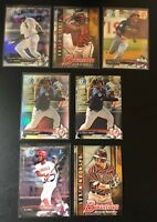 2017 BOWMAN DRAFT CHROME/REFRACTOR/PAPER Pick Your Card Ronald Acuna/Royce Lewis