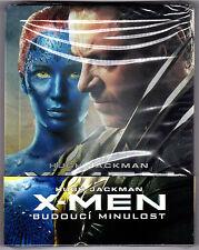 X-MEN DAYS OF FUTURE PAST 3D/2D 2-DISC BLU-RAY STEELBOOK NEU & OVP DEUTSCHER TON