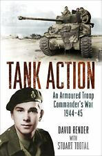 TANK ACTION - RENDER, DAVID/ TOOTAL, STUART (CON) - NEW PAPERBACK BOOK