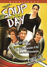 Soup of the Day - Uncensored Movie &19 Webisodes (DVD 2006 Widescreen) NEW NR