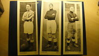 TOPICAL TIMES PANEL PORTRAITS FOOTBALLER 4th SERIES MAN U WOLVES EVERTON CHELSEA