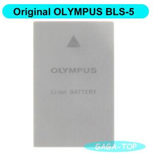 Original Olympus BLS-5 Battery For OM-DE-M10 Mark IV M5 III PEN E-PL2 PL5 PM2