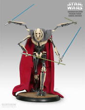 SIDESHOW STAR WARS PREMIUM FORMAT GENERAL GRIEVOUS EXCLUSIVE STATUE NEW RARE