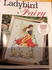 Ladybird Fairy By Joan Elliott Cross Stitch Chart