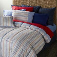 Tommy Hilfiger * Litchfield Comforter + Sham + Pillow * Twin Set * stripes * Nip