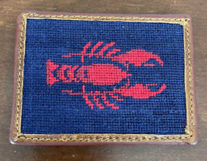 NEW Smathers & Branson Lobster Credit Card Wallet