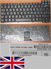 TECLADO QWERTY UK HP NC6000 NC6100 NX6000 NSK-C360U 332948-031, 344391-031 Negro
