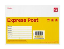 Express Post Medium (C5) Envelopes Paper, Letters & Documents - 10 Pack