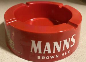 Vintage Pub ashtray Mann's brown ale