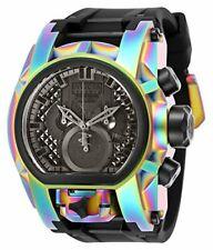 Invicta Reserve Men's 52mm Bolt Zeus Magnum Swiss Quartz Iridescent Watch 25609