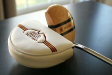 David Musty Putter 34 in All wood head Right Handed