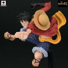 "One Piece Scultures BIG Colosseum Vol.3 Monkey D. Luffy 6"" PVC figure Banpresto"