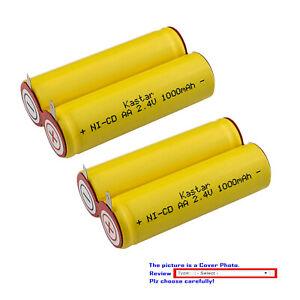Kastar Ni-CD 1000mAh Battery for Norelco 885RX Norelco 8865XL Norelco 8867XL
