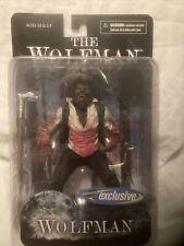 THE WOLFMAN 7? BLOCKBUSTER BLOODY VARIANT MEZCO 2009