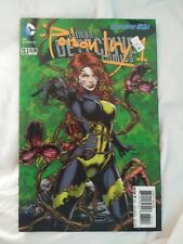 New ListingThe New 52 Detective Comics 23.1 Poison Ivy 2014 Dc 3-D Holographic New