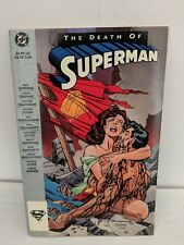 Superman: Death of Superman by Daniel Hazelwood, DC Comics Staff and Louise...