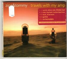 (GN126) Zino & Tommy, Travels With My Amp - 2003 CD