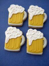 "Mug Beer Cookie Cutter 3.5"" Soda Pop Baking Glass Bar Alcohol Frosty Draft"