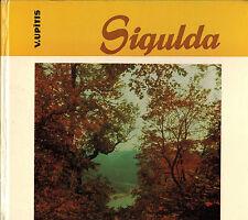 Upitis, Sigulda i Lettland, lettische Schweiz, farb. Bildband, Liesma Riga 1975