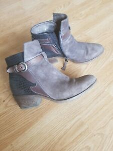 Mjus womans ankle boots size 5