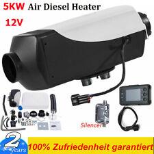 12V 5KW Luftheizung  Diesel Standheizung Air Heater Heizung LKW Schalldämpfer DE