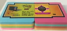 Post-it Super Sticky Full-Adhesive Notes 3x3,: MMM F33016S 16 pads, 25ea 400ttl
