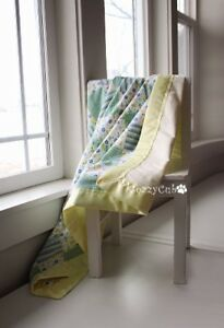 Baby Blanket, FlannelNewborn Blanket, Swaddle Blanket, Stroller Blanket, Yellow