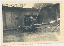Foto Polen Juchowo-deutscher Soldat  2.WK  (n491)