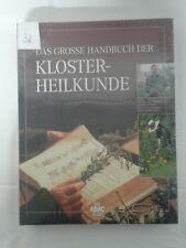 Das große Handbuch der Klosterheilkunde ADAC Buch Heilkunst Nonnen Mönche neu