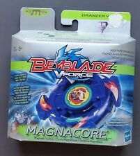 NEW 2003 Hasbro Beyblade VForce Magnacore Dranzer V A-56 FACTORY SEALED