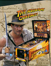 Indiana Jones: The Pinball Adventure - Sound Rom L-3 [U2] [Williams] EPROM