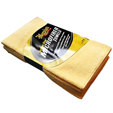 3 pcs Shine Microfiber Towels Car Auto Detail Wax Wash Towel Chamois Wipe Polish