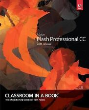 Adobe Flash Professional CC Classroom in a Book (2014 release), Chun, Russell, A
