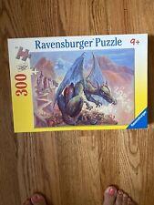 Ravensburger Puzzle Lone Dragon 300 Piece Puzzle