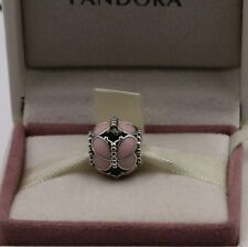 AUTHENIC PANDORA Pink Butterfly Charm, 797855EN160  #1786