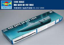 USS GATO SS-212 1944 1/144 Submarine Trumpeter model kit 05906