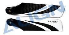 Align Trex 700E 105 Carbon Fiber Tail Blades HQ1050B