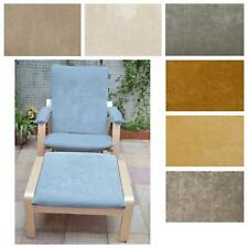 NEW DESIGN (EASY TAKE ON & OFF Slipcover) -Tailor Made For IKEA POANG Arm Chair