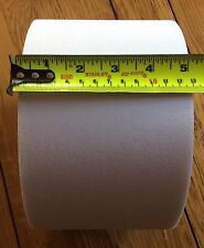 "BUCKRAM 5"" wide Single Sided Fusible/Fabric Stiffening for Curtains/10mts roll"