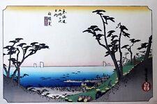Original Signed Japanese Woodblock Print I  1900's