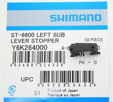 Genuine Shimano ST-7801/7803/6600/5600 Release Lever Support/Stopper, Left Hand