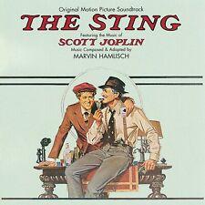 The Sting [Original Film Soundtrack] CD-Marvin Hamlisch & music by Scott Joplin