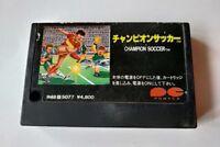Champion Soccer Football SEGA MSX MSX2 Football Game cartridge only tested-a89-