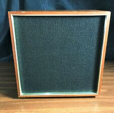 Vintage RCA Model 713 Speaker Mid Century Modern MOD Japan Working 5 Watt 8 ohms